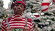 "NBA 2K15 - Video ""Merry Fritzmas"""