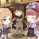 Immagini e artwork per la versione Nintendo 3DS di Atelier Rorona