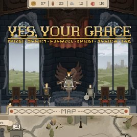 Yes, Your Grace per PC Windows