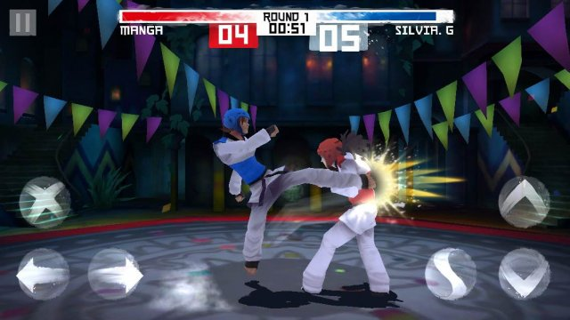 The Taekwondo Game - Global Tournament