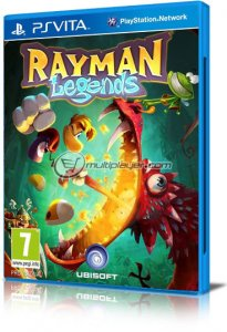 Rayman Legends per PlayStation Vita