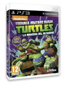 Teenage Mutant Ninja Turtles: La Minaccia del Mutageno per PlayStation 3