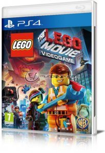 The LEGO Movie Videogame per PlayStation 4