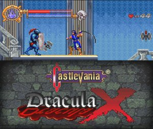 Castlevania Dracula X per Nintendo Wii U