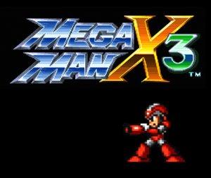 Mega Man X3 per Nintendo Wii U