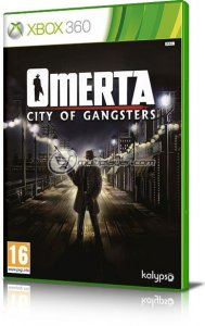 Omerta: City of Gangsters per Xbox 360
