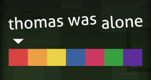 Thomas Was Alone per Xbox One