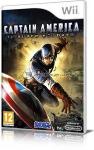 Captain America: Il Super Soldato per Nintendo Wii