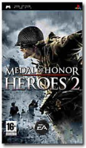 Medal of Honor: Heroes 2 per PlayStation Portable