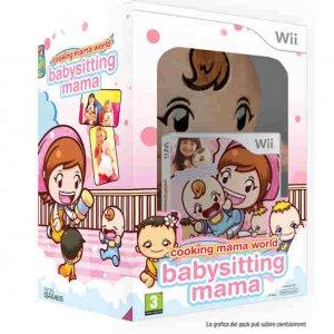 Cooking Mama World: Babysitting Mama per Nintendo Wii