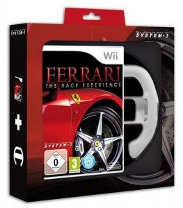 Ferrari: The Race Experience per Nintendo Wii