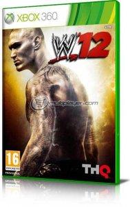 WWE '12 per Xbox 360
