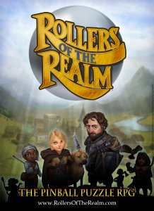 Rollers of The Realm per PlayStation Vita