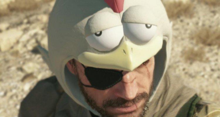 Metal Gear Solid V: The Phantom Pain - Ecco spiegato il perché dell'elmetto da pollo
