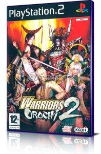 Warriors Orochi 2 per PlayStation Portable