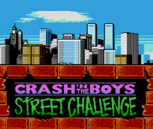 Crash'n the Boys Street Challenge per Nintendo Wii U