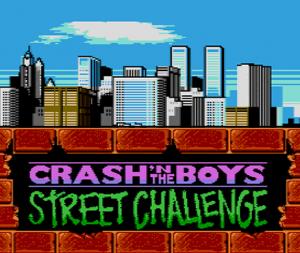 Crash'n the Boys Street Challenge per Nintendo Wii U