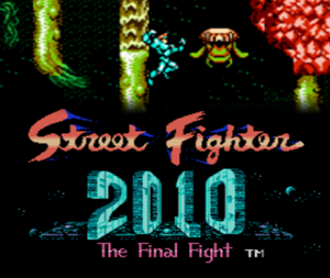Street Fighter 2010: The Final Fight per Nintendo Wii U