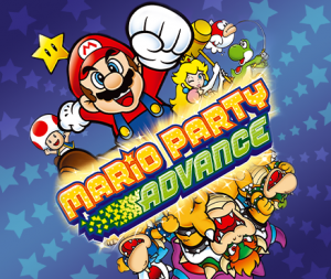 Mario Party Advance per Nintendo Wii U