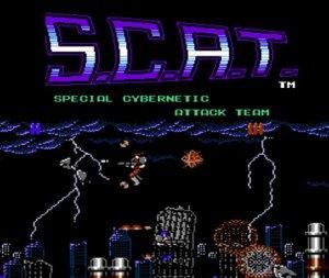 S.C.A.T.: Special Cybernetic Attack Team per Nintendo Wii U