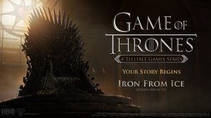 Game of Thrones - Episode 1: Iron From Ice per iPhone
