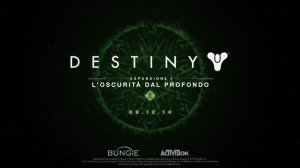 Destiny: L'Oscurità dal Profondo per PlayStation 3