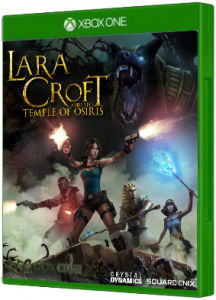 Lara Croft and the Temple of Osiris per Xbox One
