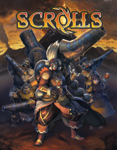 Scrolls per Android