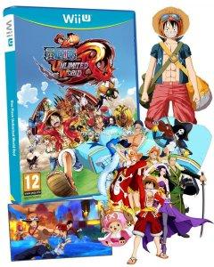 One Piece: Unlimited World Red per Nintendo Wii U