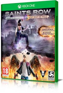 Saints Row IV: Re-Elected per Xbox One
