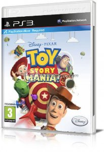Toy Story Mania! per PlayStation 3