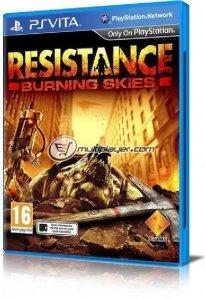 Resistance: Burning Skies per PlayStation Vita
