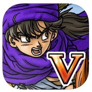 Dragon Quest V: Hand of the Heavenly Bride per Android
