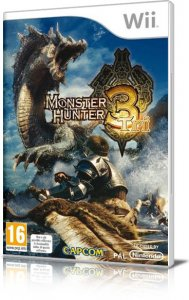 Monster Hunter Tri per Nintendo Wii