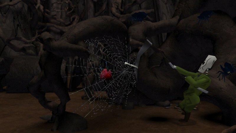 La soluzione di Grim Fandango Remastered