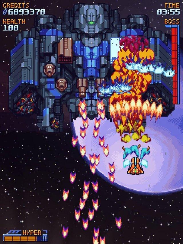 Super Galaxy Squadron