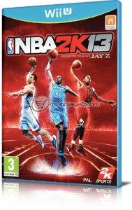 NBA 2K13 per Nintendo Wii U