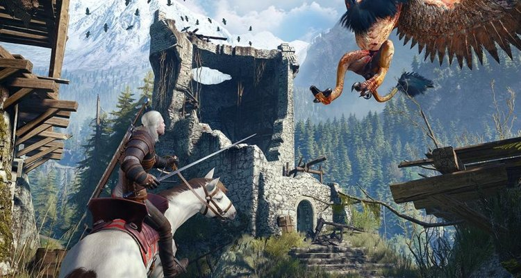 Tante informazioni su The Witcher 3: Wild Hunt dalla Germania