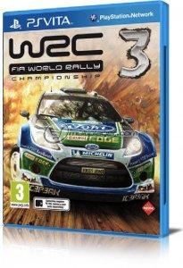 WRC: FIA World Rally Championship 3 per PlayStation Vita