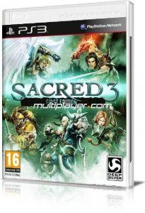 Sacred 3 per PlayStation 3