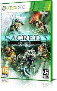 Sacred 3 per Xbox 360