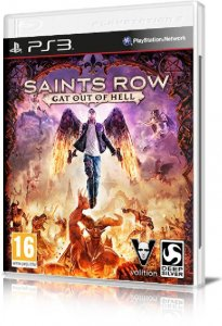Saints Row: Gat Out of Hell per PlayStation 3