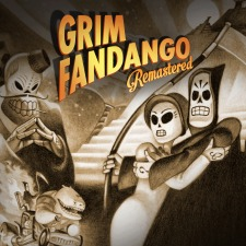 Grim Fandango Remastered per PlayStation 4