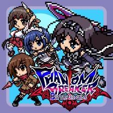 Phantom Breaker: Battle Grounds Overdrive per PlayStation Vita