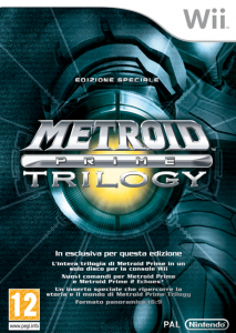 Metroid Prime Trilogy per Nintendo Wii U