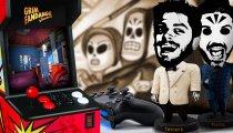 Grim Fandango Remastered - Sala Giochi