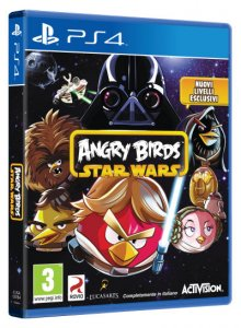 Angry Birds Star Wars per PlayStation 4