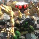 Delle nuove immagini di Earth Defense Force 4.1: The Shadow of New Despair mostrano alcuni dei giganteschi nemici