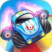 Rocket Cars per iPad
