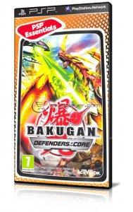 Bakugan: Battle Brawlers - Defenders of the Core per PlayStation Portable